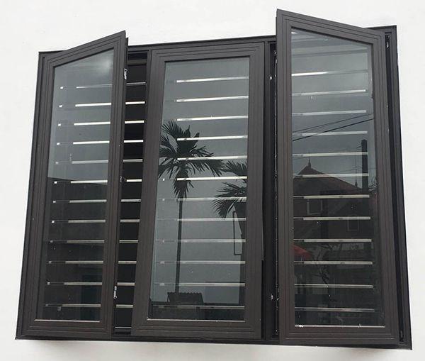 Các mẫu cửa sổ nhôm Xingfa