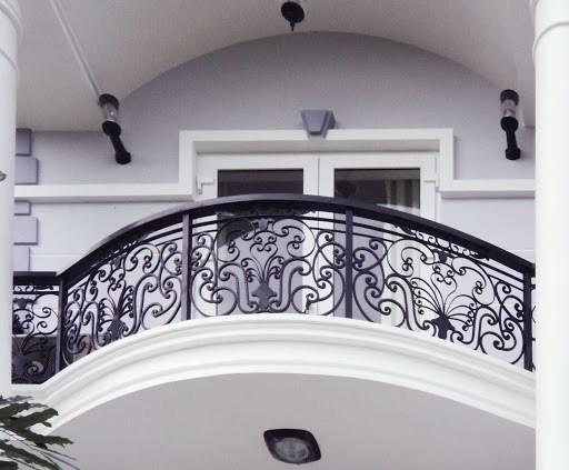 Báo giá lan can, cầu thang, hàng rào sắt